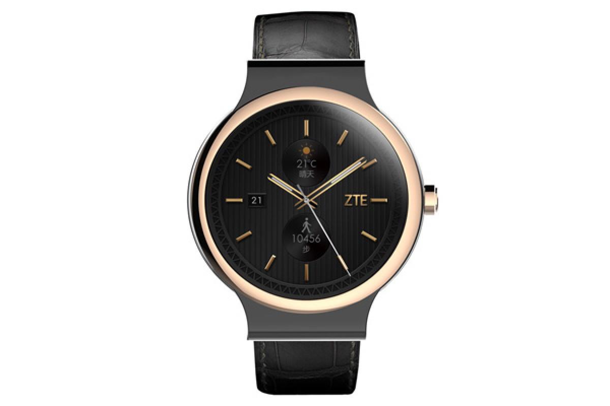با Axon Watch ساعت هوشمند جدید ZTE آشنا شوید!