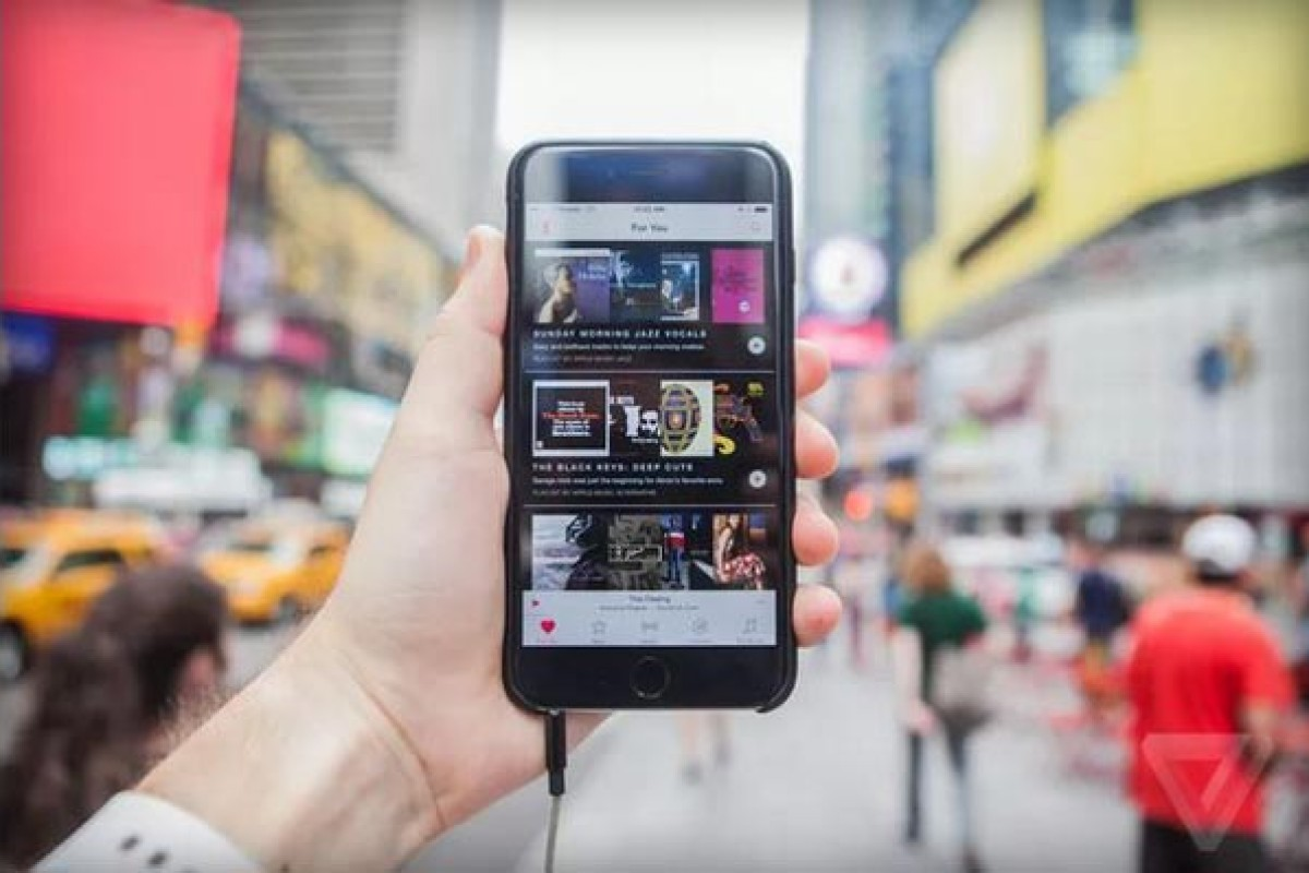 اپل موزیک اکنون بیش از 11 میلیون کاربر آزمایشی دارد!