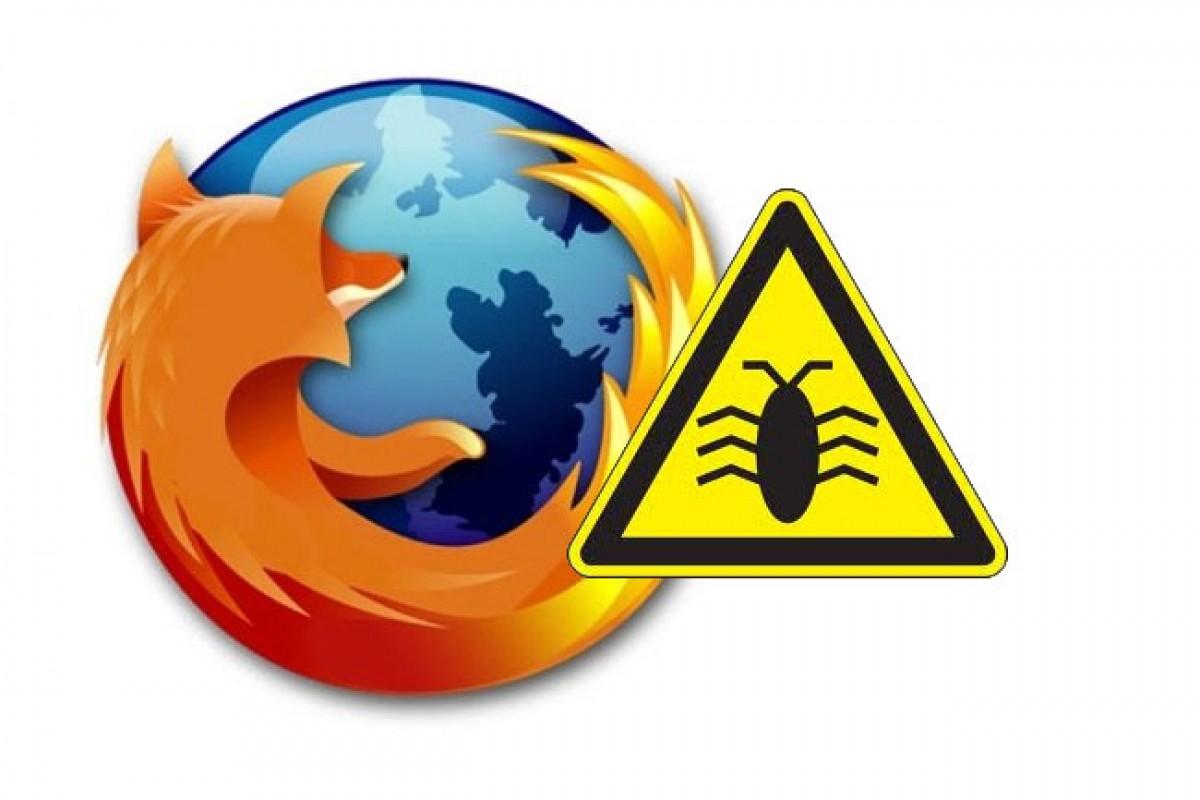 خبر فوری: به دلیل باگ امنیتی فایرفاکس فورا آن را آپدیت کنید!