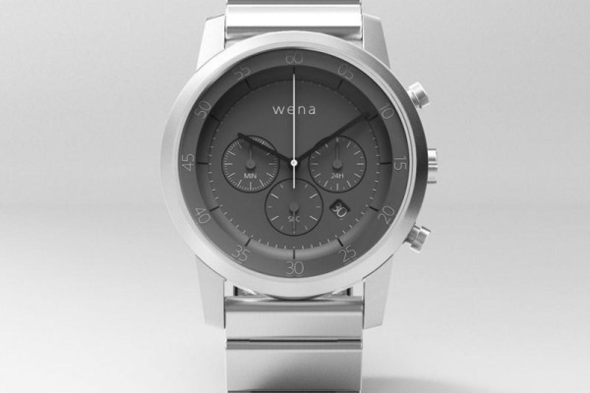 سونی در حال جذب سرمایه برای تولید ساعت هوشمند Wena Wrist