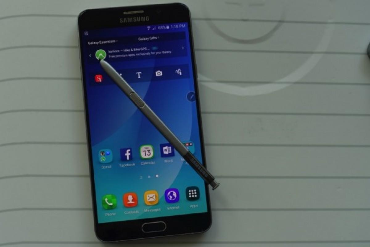 ۶ دلیل برای آنکه گلکسی Note 5 را در لیست خرید خود بگنجانیم