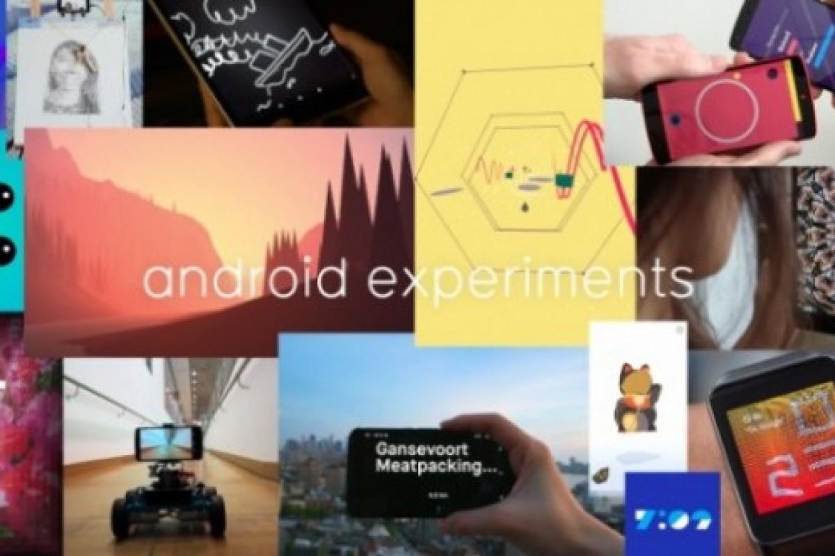وبسایت آزمایشی اندروید توسط گوگل راه اندازی شد