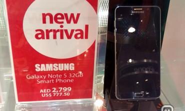 گلکسی نوت ۵ و گلکسی S6 Edge Plus وارد بازار شدند (به همراه قیمت)