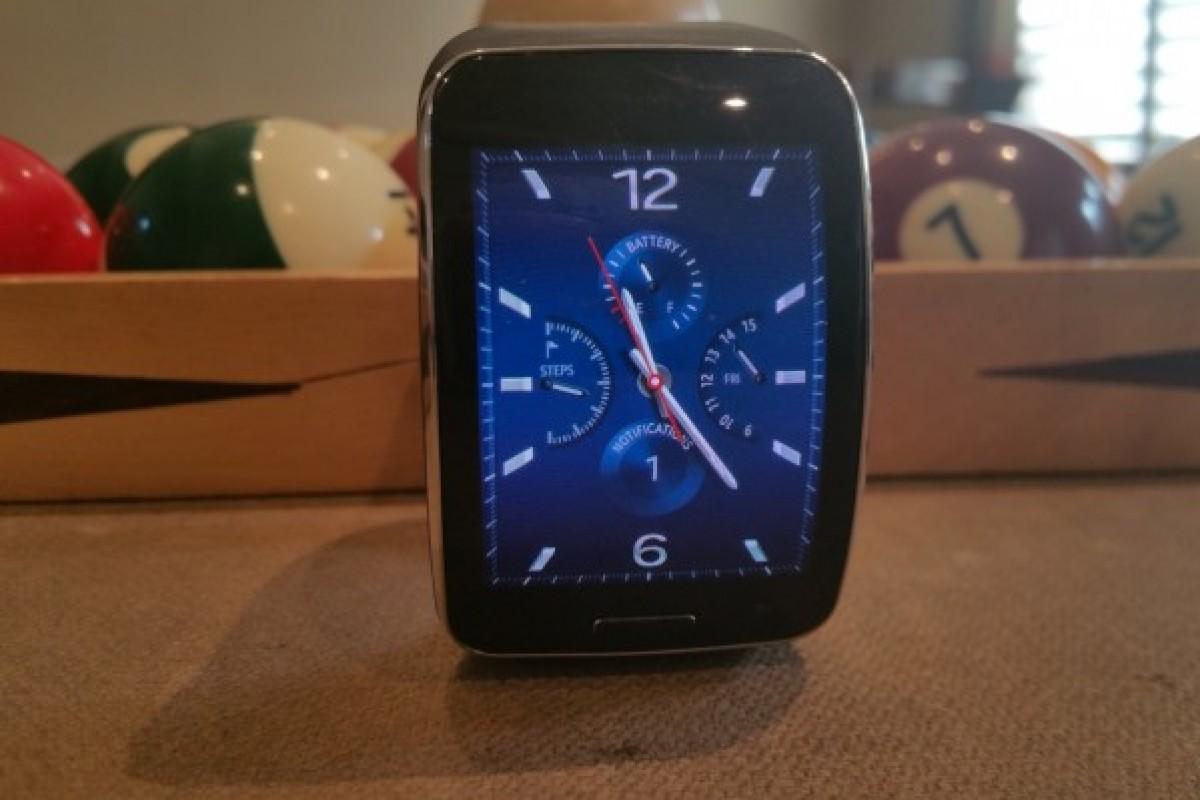 یک توسعه دهنده، اندروید ۵.۱ را بر روی ساعت هوشمند Gaer S اجرا کرد