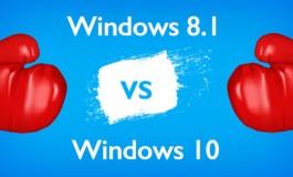 مقایسه ویندوز 10 با ویندوز 8.1: کدامیک سریعتر است؟!