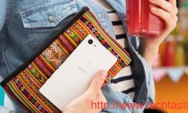 تصویر تبلیغاتی سونی اکسپریا Z5 Compact منتشر شد