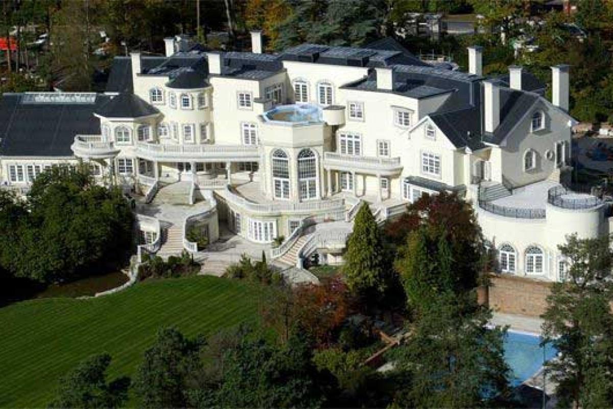 ۱۰ تا از گران قیمتترین خانههای دنیا