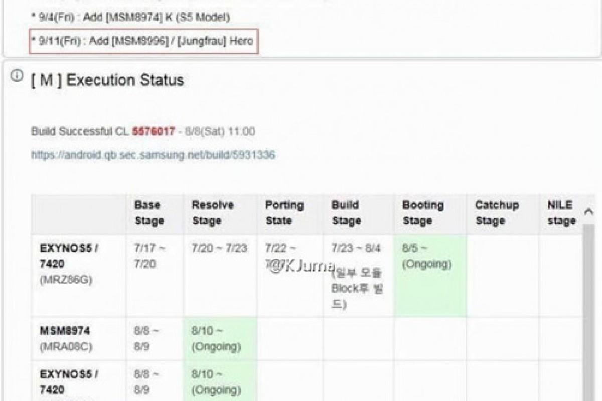 شایعه: گلکسی S7 از پردازنده اسنپدراگون 820 استفاده خواهد کرد