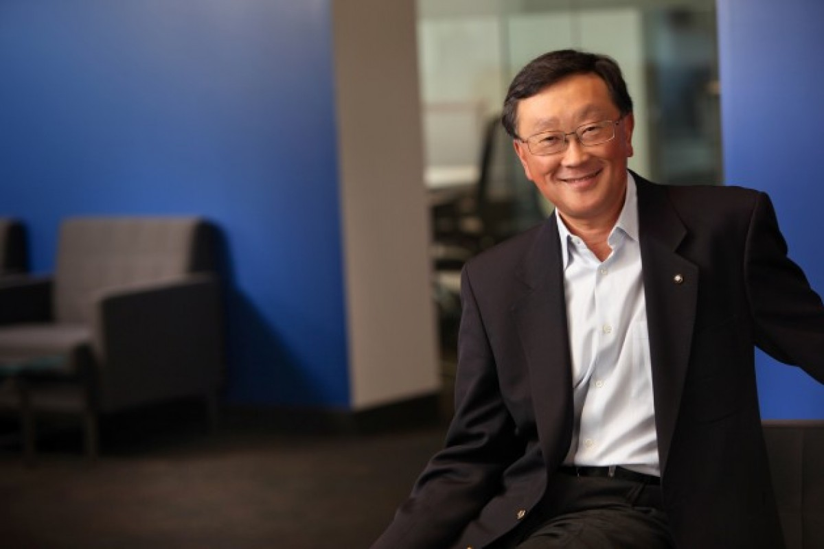 مدیر عامل بلکبری به شایعات عرضه اسمارت فون اندرویدی پایان داد