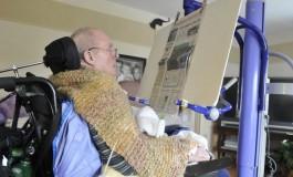 فناوری کنترل حرکت چشم باعث میشود که افراد فلج بتوانند با دنیای بیرون ارتباط داشته باشند!