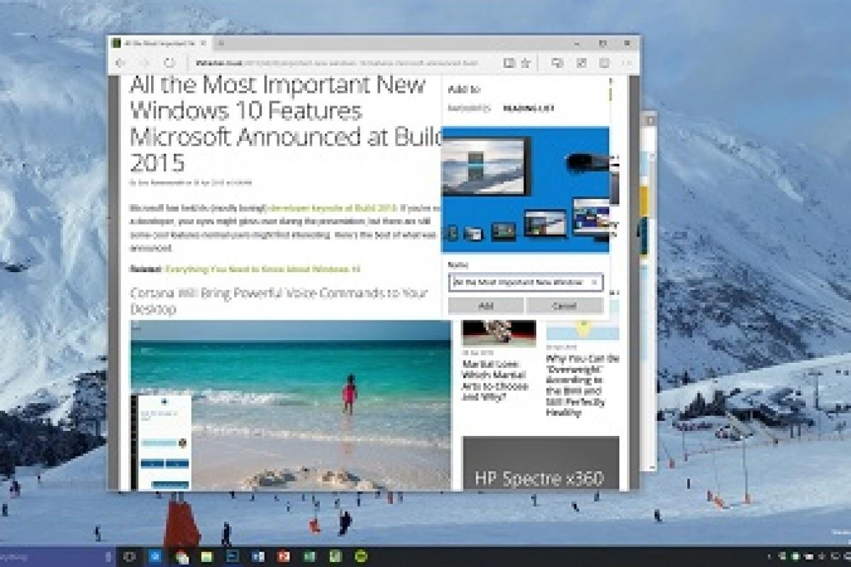 بررسی کامل مرورگر مایکروسافت اج: آیا اج رقیب سخت کروم و فایرفاکس است؟!