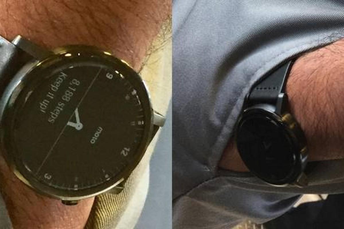 تصاویر منتشر شده از نسل دوم ساعت موتو 360، یک طراحی سوال برانگیز را نشان میدهد!