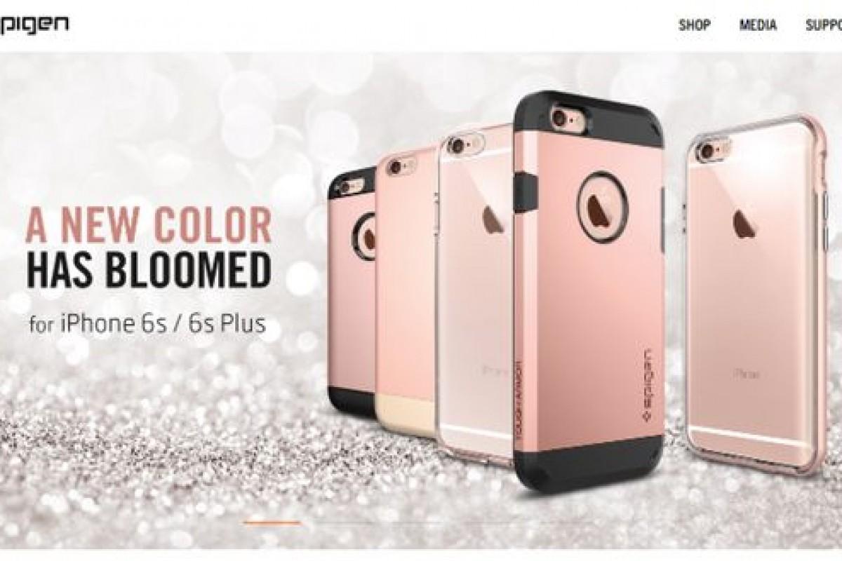 رنگ رزطلایی برای آیفون 6S و 6S Plus تایید شد