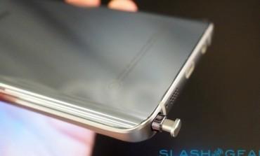 قرار دادن نادرست قلم در گلکسی Note 5 موجب آسیب دیدن دستگاه میشود