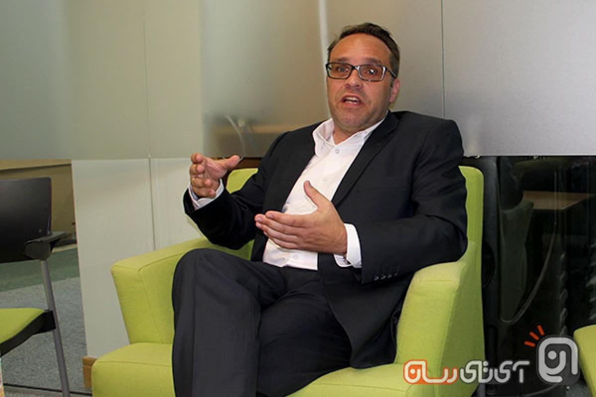 مصاحبه اختصاصی با مدیر عامل سونی موبایل: منتظر محصولی خارقالعاده باشید!