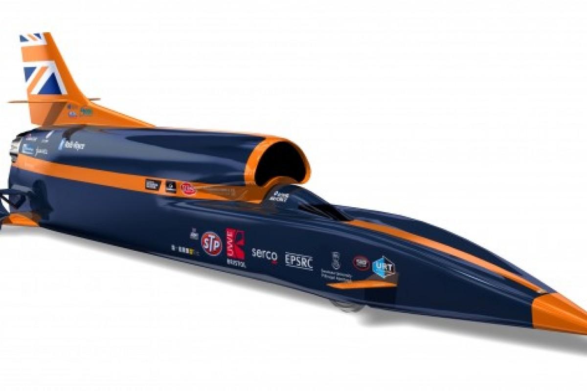 منتظر تست سریعترین خودروی تاریخ بشر باشید!