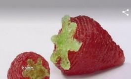 چاپ سهبعدی پاستیل و آبنبات میوهای نیز به واقعیت پیوست!