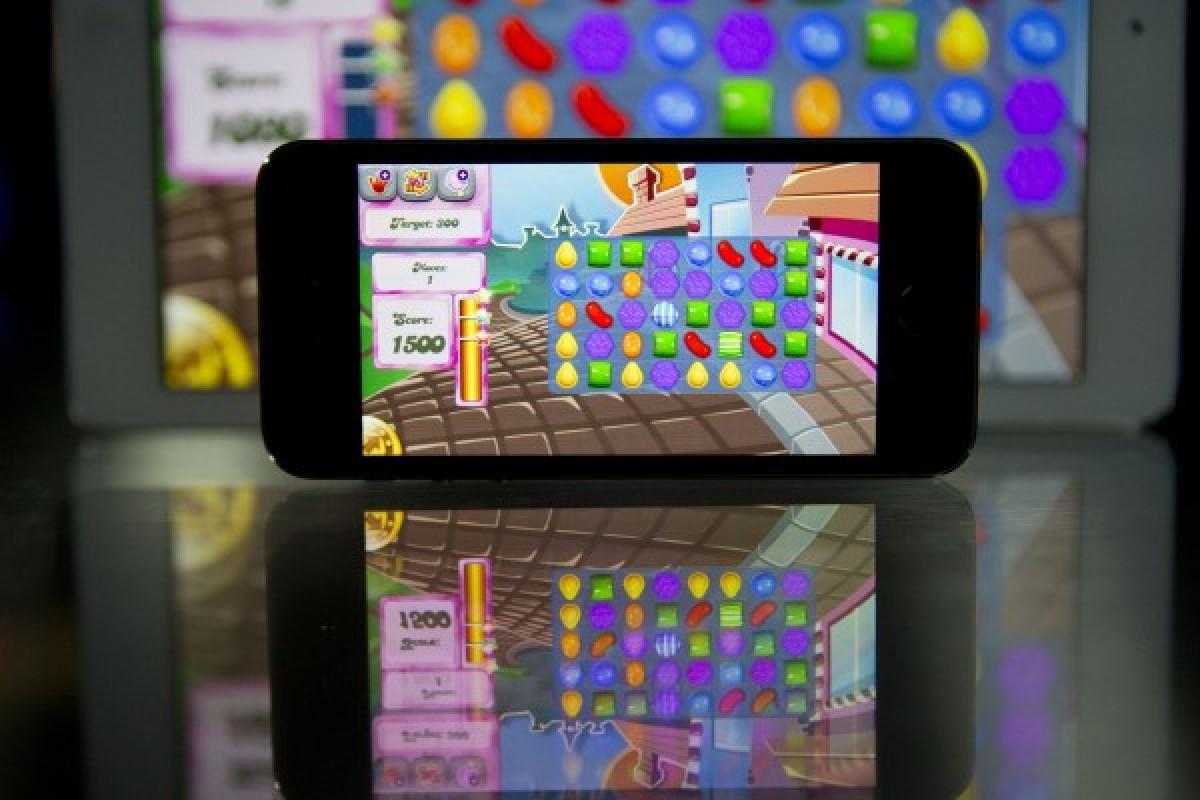 کودکان برای بازی کردن، موبایل را به کنسولها ترجیح میدهند!