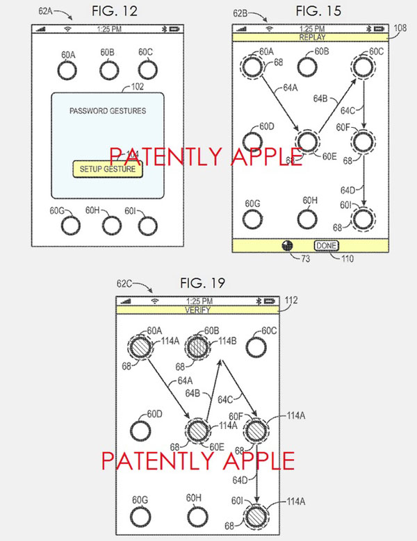 Apple-patents-advanced-version-of-its-passcode-gesture-system