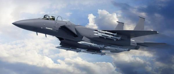 F-15 Eagle C2040
