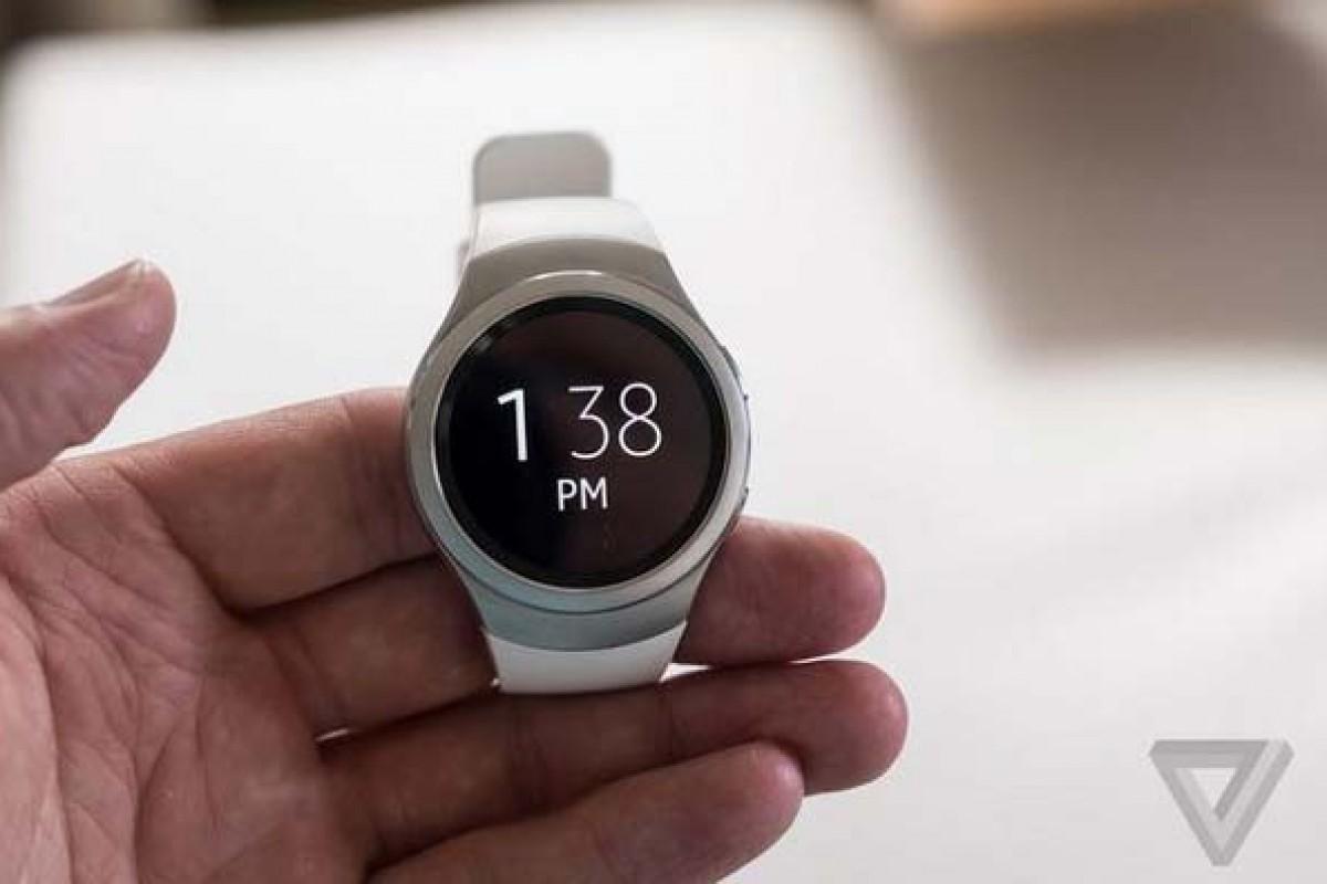 ساعت Gear S2 سامسونگ از آیفونهای اپل نیز پشتیبانی خواهد کرد