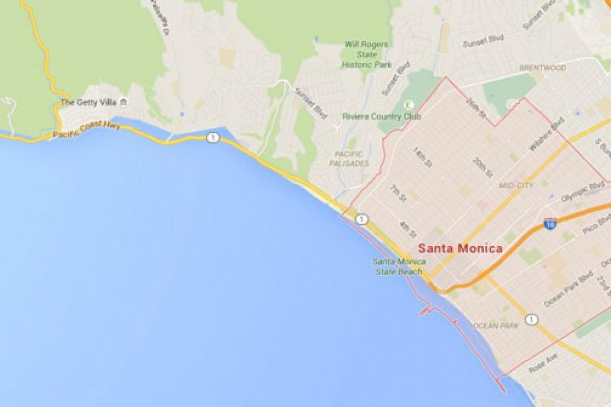 Google Maps تاثیر گرمای جهانی را بر روی لس آنجلس نشان میدهد