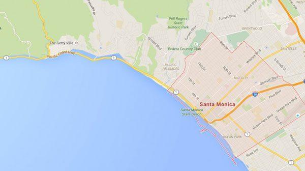 Google-Maps-shows-global-warming-effect-on-Los-Angeles-coastline