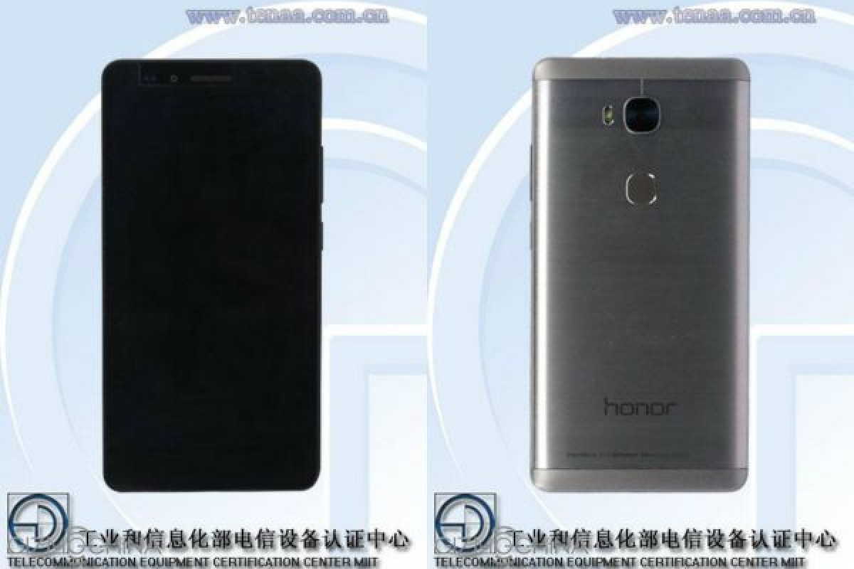 اسمارت فون تمام فلزی هواوی Honor 5X در AnTuTu و TENAA رویت شد