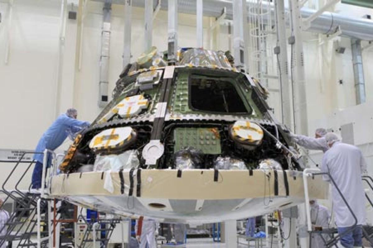 ناسا ارسال انسان به مریخ توسط کپسول را به تعویق انداخت!