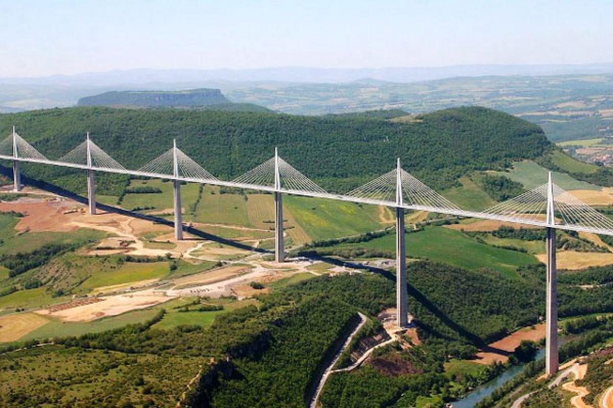 10 پل معلق و کابلی مرتفع در دنیا!