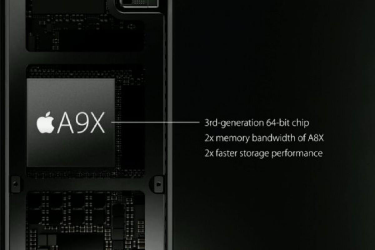 تراشه A9X اپل با عملکردی خارقالعاده معرفی شد!