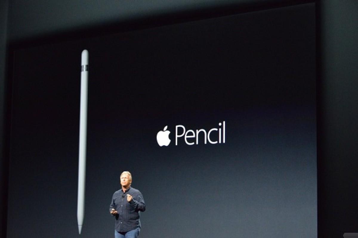 اپل از قلم مخصوص خود رونمایی کرد!