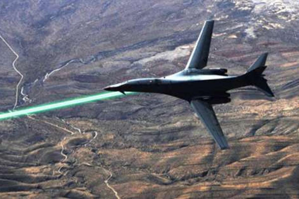 نیروی هوایی ایالاتمتحده تا سال ۲۰۲۰ مجهز به سلاح لیزری میشود