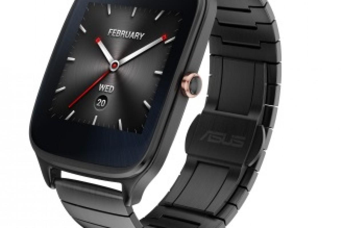 ساعت هوشمند ایسوس ZenWatch 2 بهزودی در اروپا عرضه میشود