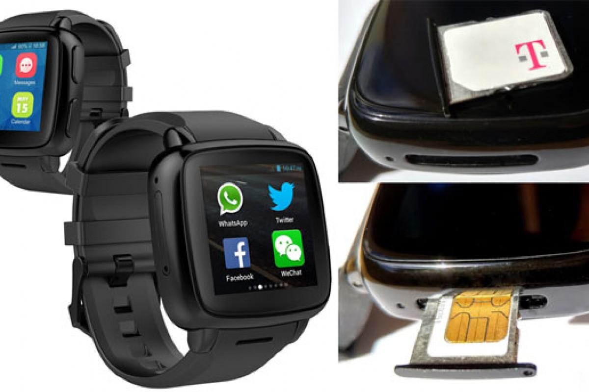 ساعت هوشمندی با اندروید لالی پاپ و توانایی ایجاد تماس!