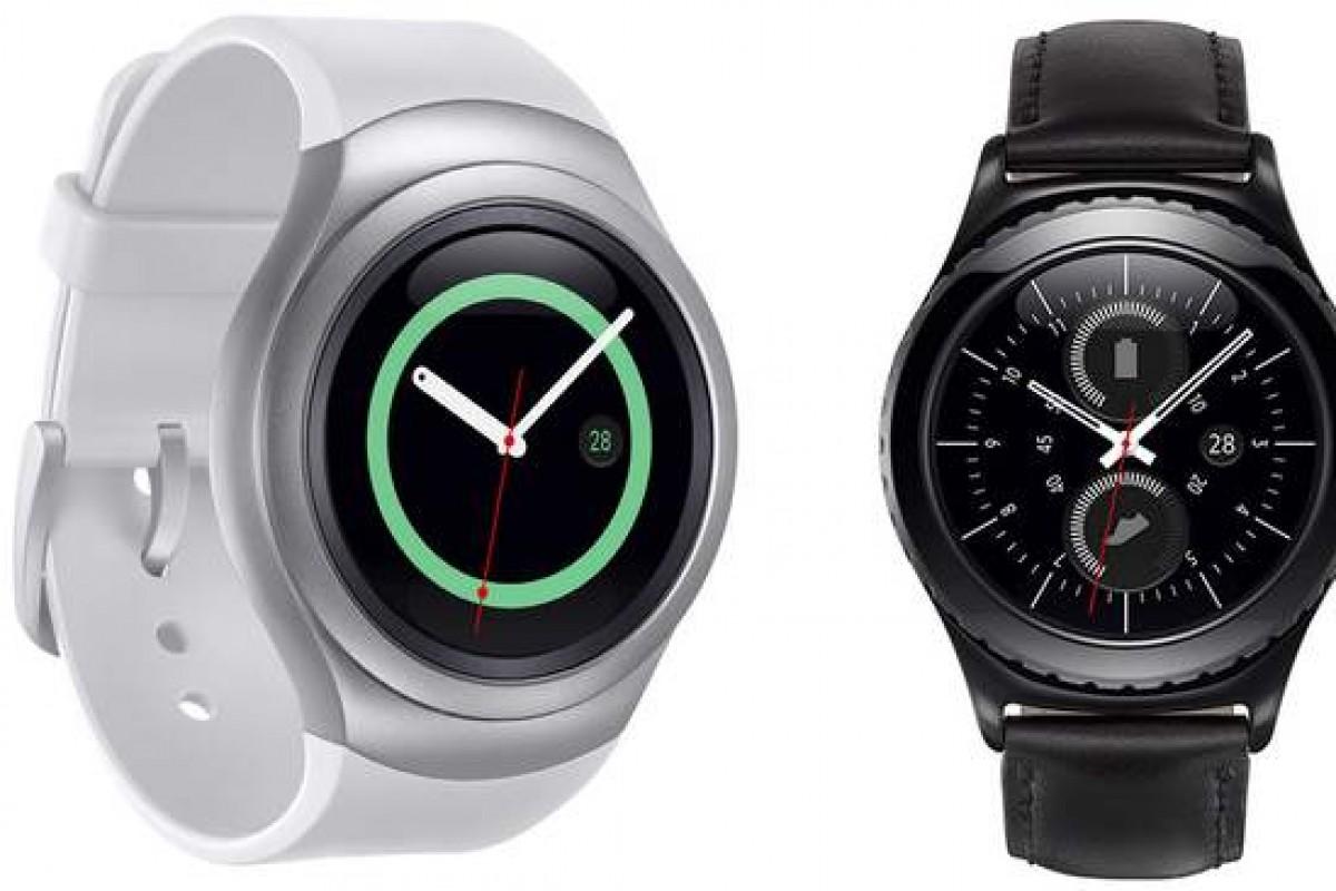 سامسونگ رسما ساعت هوشمند Gear S2 را معرفی کرد