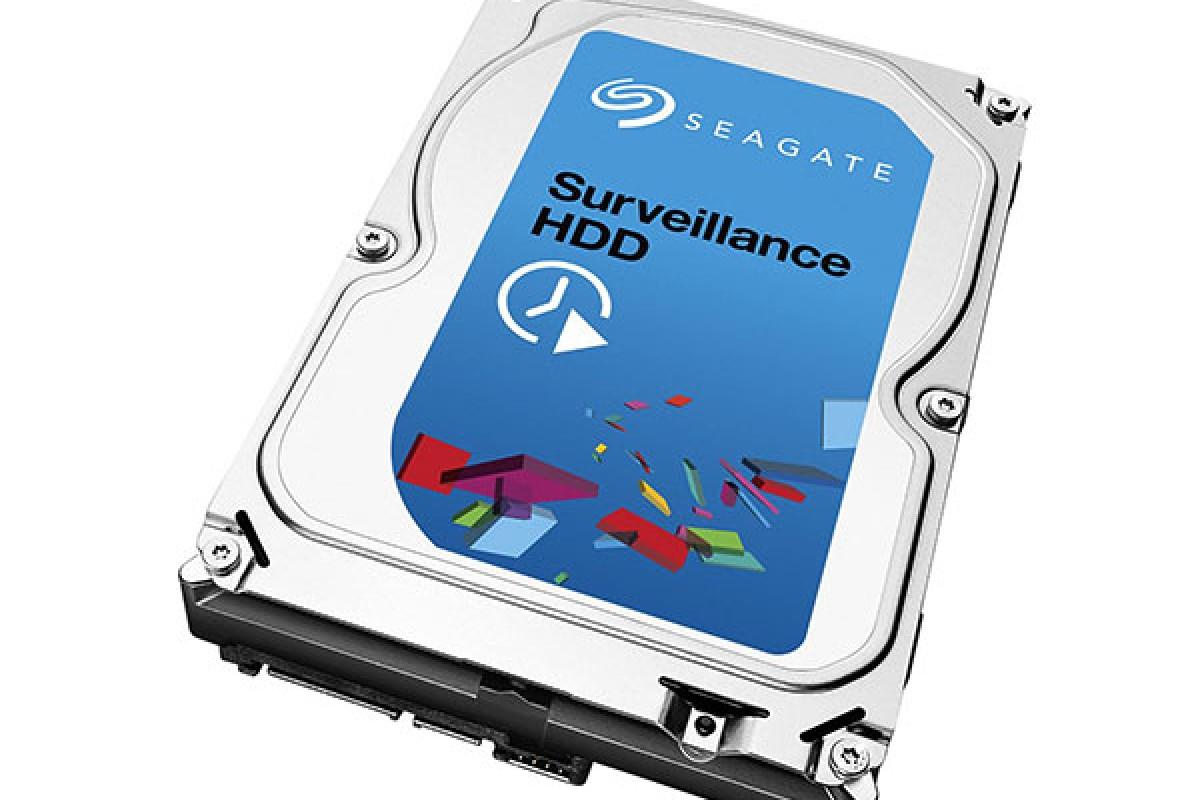 هارد دیسکهای سیگیت Surveillance امنیت را به کاربران هدیه میدهند