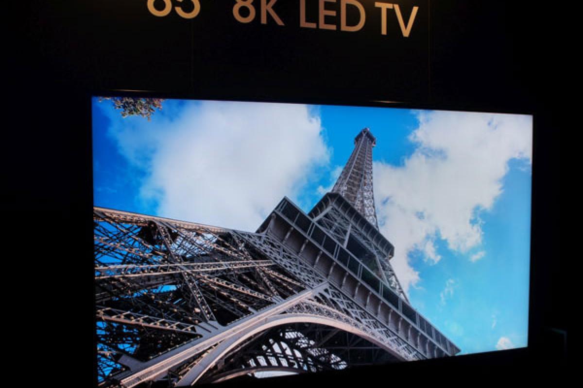اولین تلویزیون ۸k به زودی با قیمت ۴۳۰ میلیون تومان به فروش میرسد!