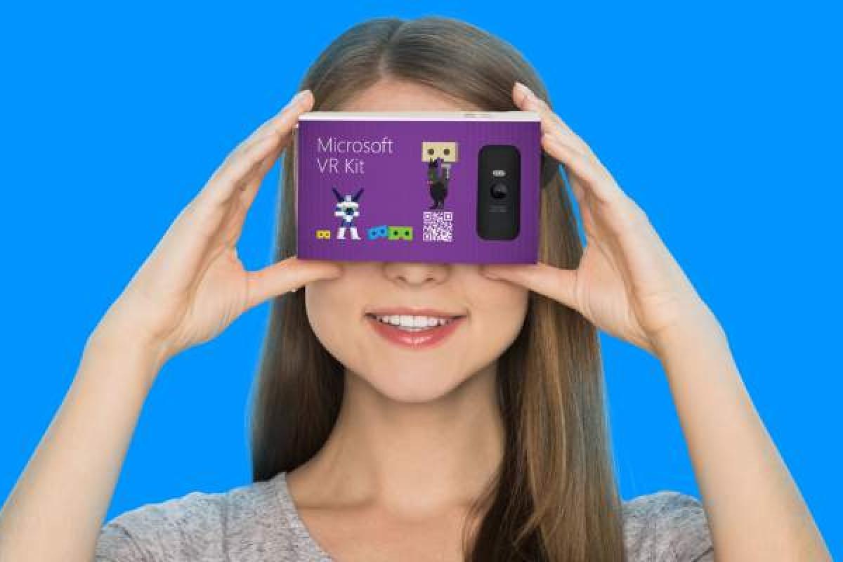 مایکروسافت هدست واقعیت مجازی VR Kit را در 25 مهرماه عرضه میکند