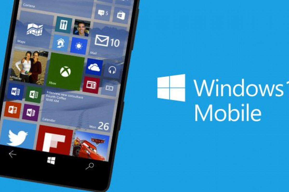 بهروزرسانی جدیدی برای رفع مشکلات ویندوز 10 موبایل منتشر خواهد شد!