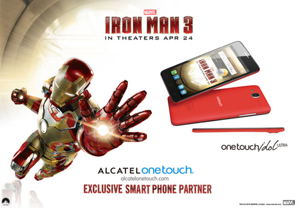 Alcatel-One-Touch-Idol-Ultra-Iron-Man-edition