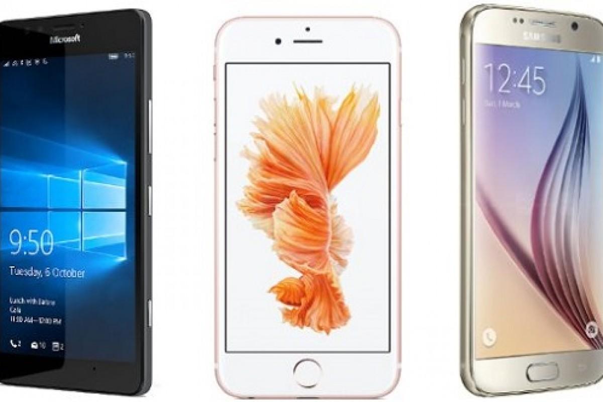 اپل 90 درصد از سود بازار اسمارت فونها را در اختیار دارد!