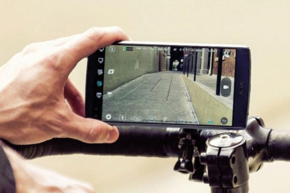 نمونه تصاویر ثبت شده توسط الجی V10 را ببینید