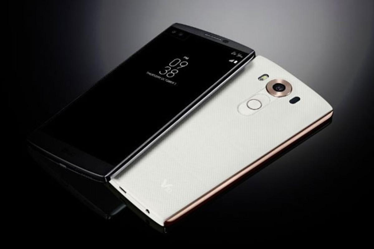 5 دلیل برای آنکه گوشی الجی V10 را بخریم!