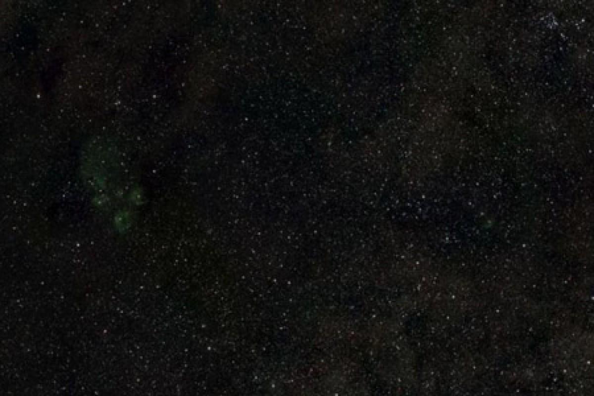 بزرگترین تصویری که تاکنون از فضا ثبت شده است