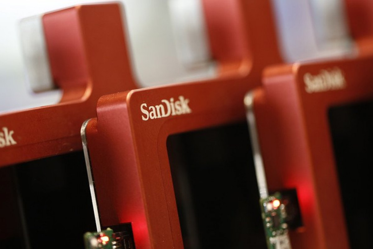 وسترن دیجیتال کمپانی SanDisk را بهقیمت نجومی 19میلیارد دلار خرید!