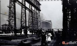 ۵ عکس از کشتی تایتانیک که تا به حال دیده نشده است