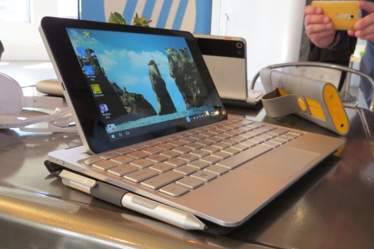 با Evny Note 8، تبلت هیبریدی و ۸ اینچی HP آشنا شوید