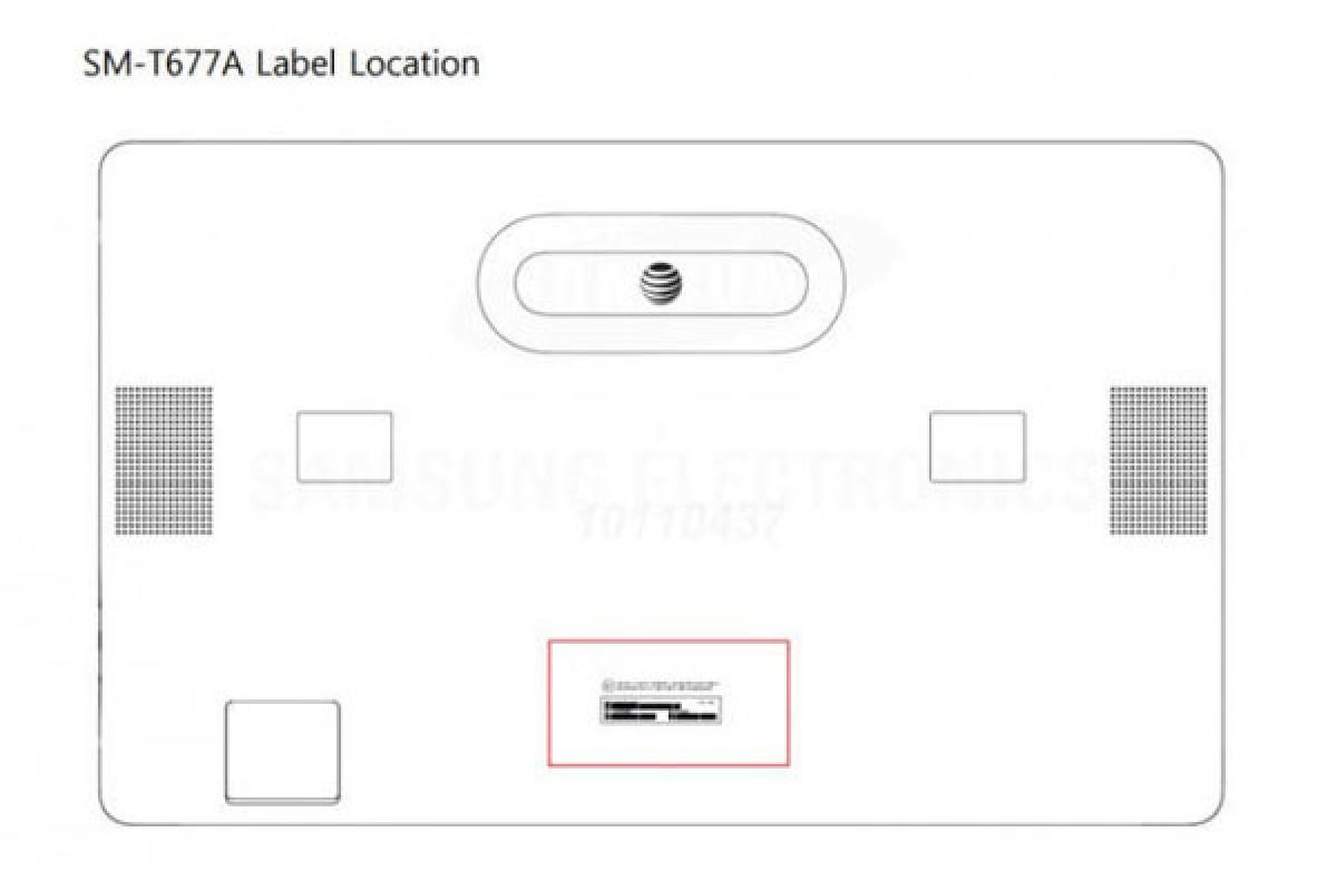 گلکسی View Tablet تاییدیه FCC را دریافت کرد
