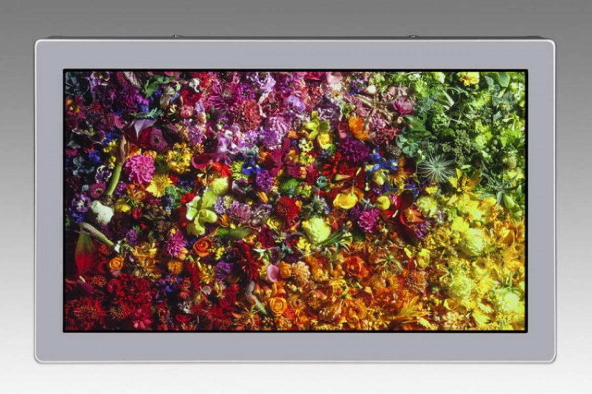 تولید یک صفحه نمایش ۱۷.۳ اینچی با وضوح ۸K در ژاپن!